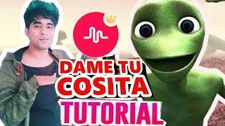 Dame Tu Cosita Dance Tutorial In Hindi | Alien Dance Tutorial | DAME TU COSITA MUSICAL.LY CHALLENGE