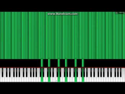 {[BLACK MIDI]} Pachelbel - Canon Remake (23,186 Notes!)
