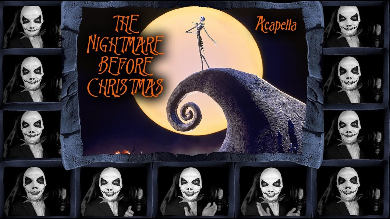 The Nightmare Before Christmas - This is Halloween - Acapella Cover ...