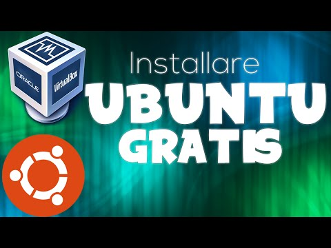 Come Installare Linux UBUNTU Su Virtual Box