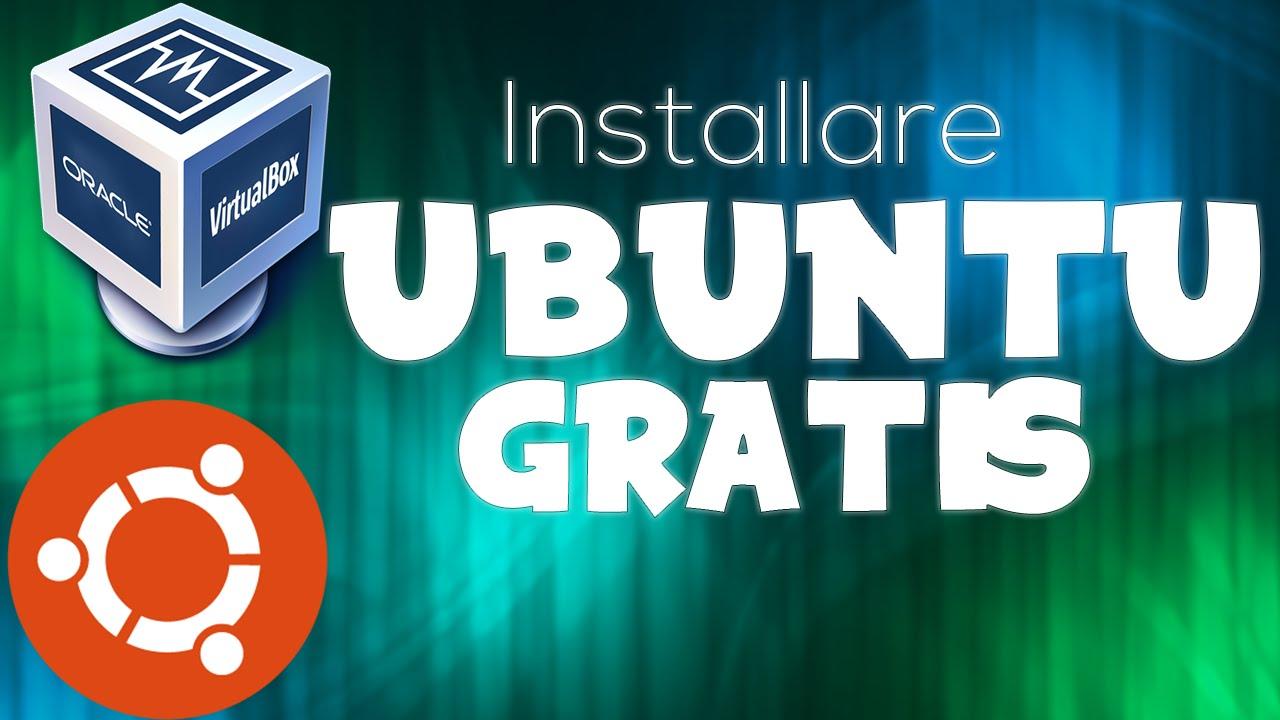 ubuntu su virtualbox