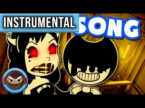"""INSTRUMENTAL ► Bendy and the Ink Machine Chapter 3 Song """"ANOTHER CHAPTER"""" ft. Nina Zeitlin"""