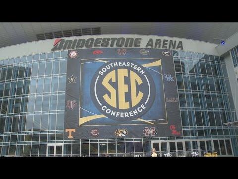 UK basketball fans head to Nashville for SEC Tourney