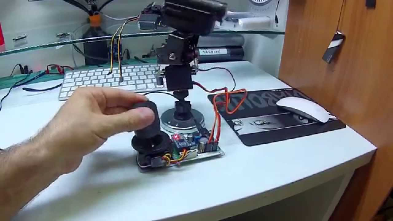 how to connect fpv camera arduino