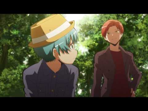 Karma And Nagisa - Assassination Classroom The Movie 365 Days