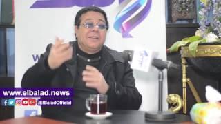 أحمد آدم : لا أشاهد البرامج الساخرة.. ولا يعجبني 'أبلة فاهيتا'..  فيديو وصور