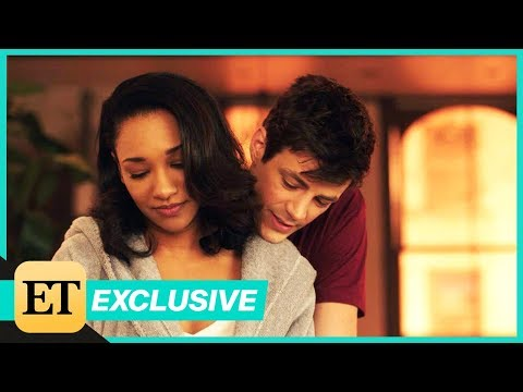 The Flash: Barry and Iris Enjoy Married Life in Sweet Season 4 Deleted Scene (Exclusive)