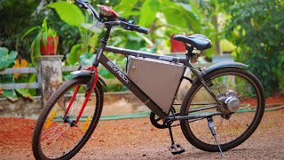 How to make an E-bike