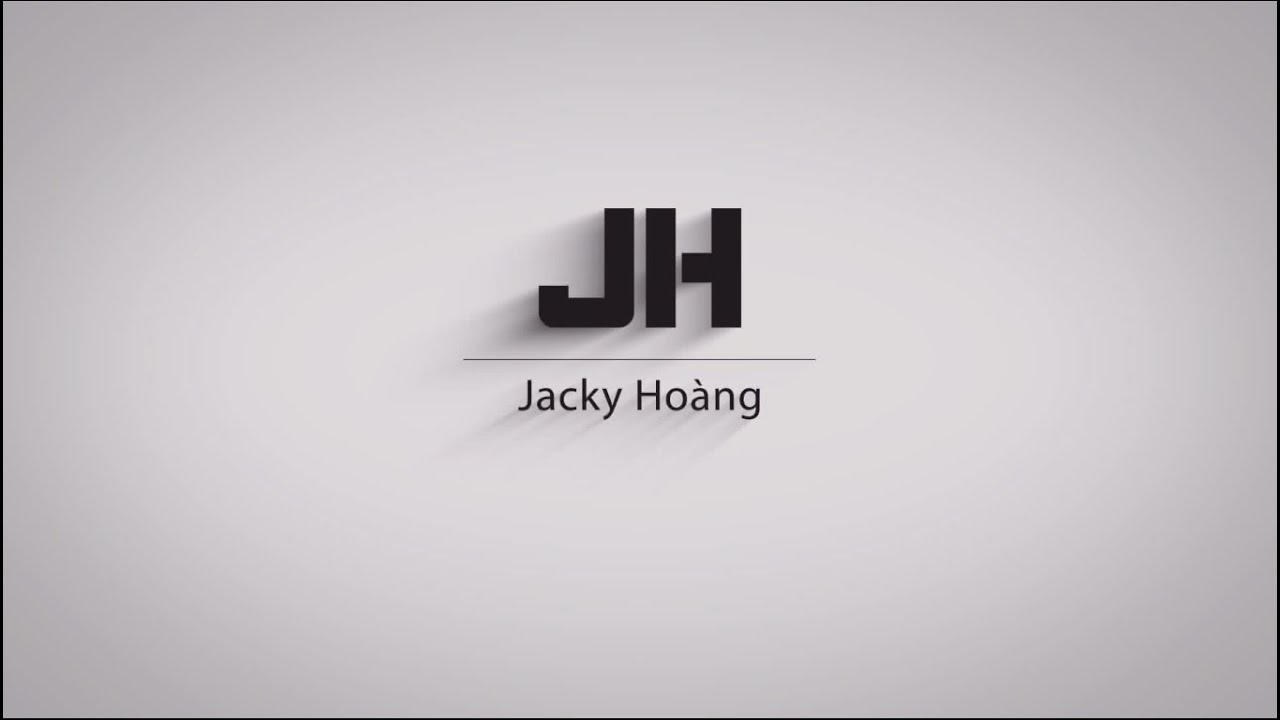 after effect logo sting white with shadow youtube