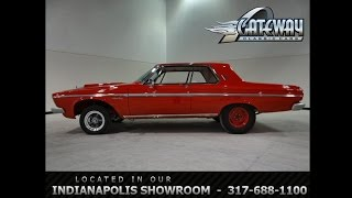 1963 Plymouth Sport Fury- #0043 NDY - Gateway Classic Cars Indiananpolis