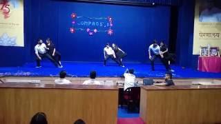 Salsa Dance on Pyar ki ek Kahani Suno.. @ MIT PUNE