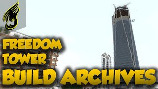 Minecraft Freedom Tower (One World Trade Center) - Build Archives - DevonWut