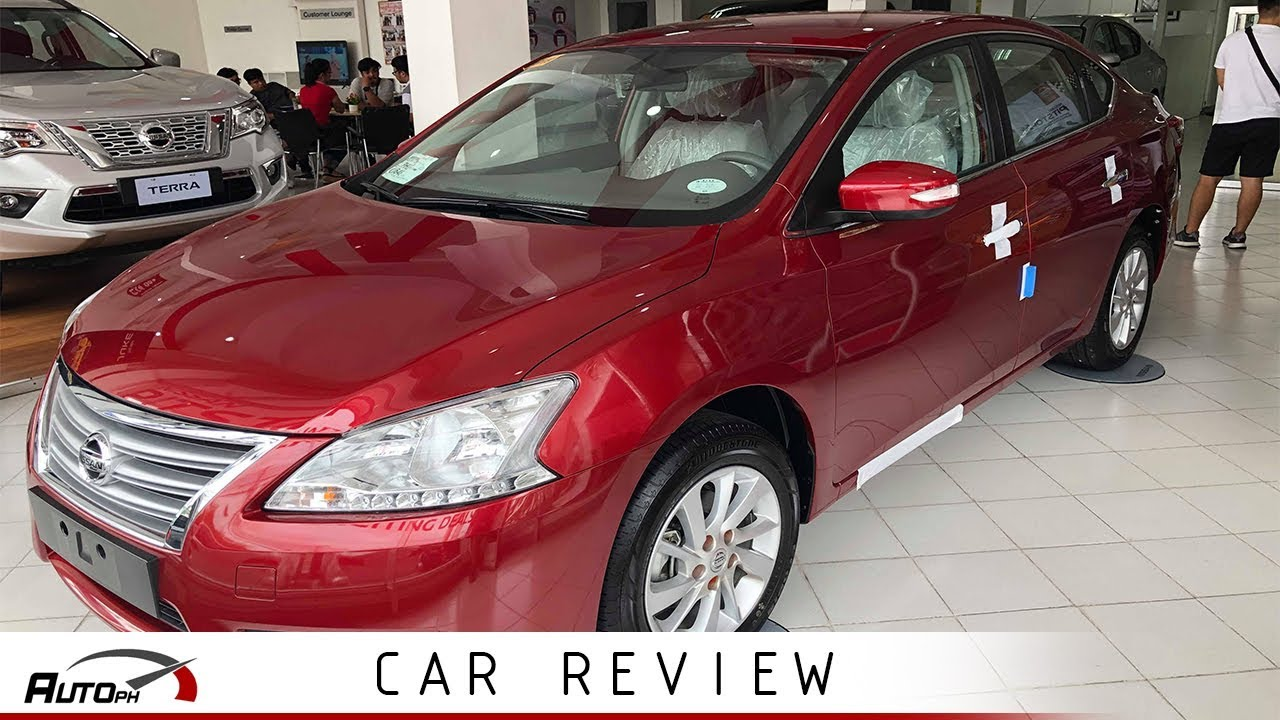 2019 Nissan Sylphy 1 6 Cvt Exterior Interior Review Philippines Youtube
