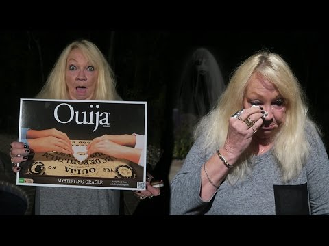Thumbnail: MY GRANDMOM PLAYED OUIJA BOARD! *SHE CONTACTED HER HUSBAND!*
