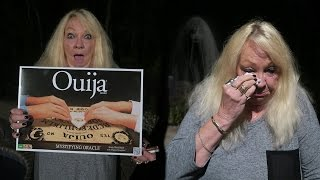 MY GRANDMOM PLAYED OUIJA BOARD! *SH...