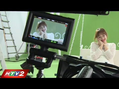 [HTV2] - Hari Won behind the scenes