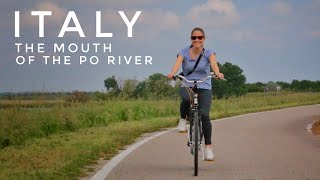 The Mouth of River Po (Italy): a travel documentary