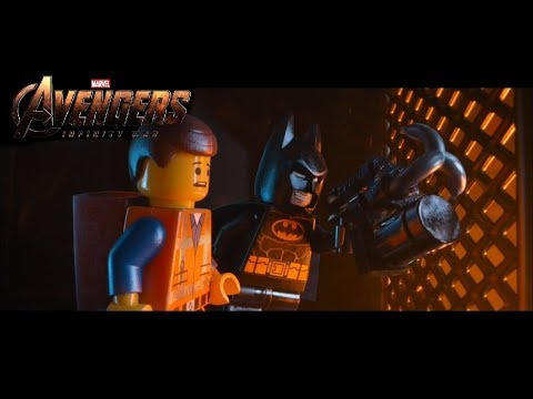 THE LEGO MOVIE: Avengers Infinity War Style Trailer