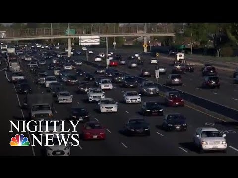 How To Save At The Pump As You Travel This Memorial Day Weekend | NBC Nightly News