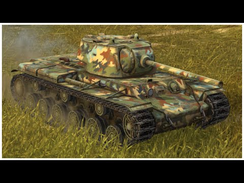 KV-1 • 7 KILLS • 2.8K DMG • WoT Blitz