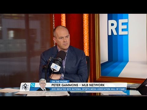 MLB Network Analyst Peter Gammons Tals Cubs, Dodgers & More - 3/1/17