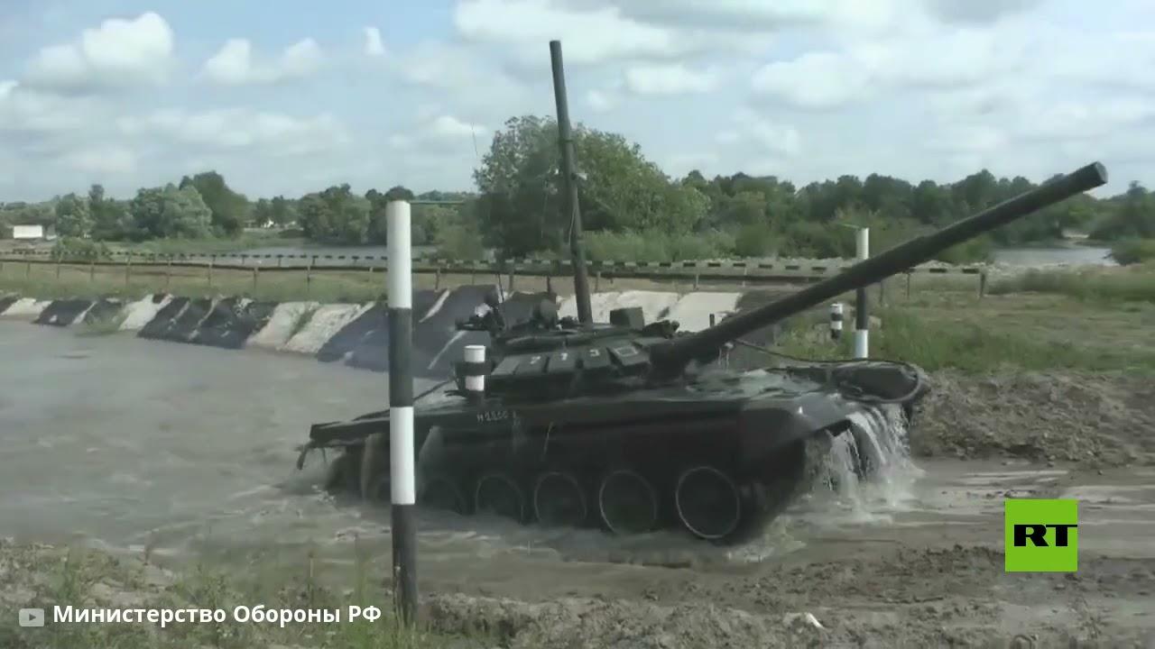 فيديو جديد.. طواقم دبابات -تي-72- تتدرب على قيادتها تحت الماء  - نشر قبل 23 دقيقة