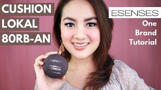 CUSHION LOKAL BAGUS & MURAH - Esenses One Brand Makeup Tutorial