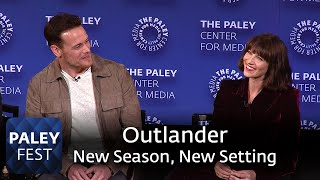 Outlander - New Season, New Setting: Jamie and Claire