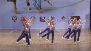 Чемпионат и Первенство России по фитнес-аэробике 2013 - Самарочка