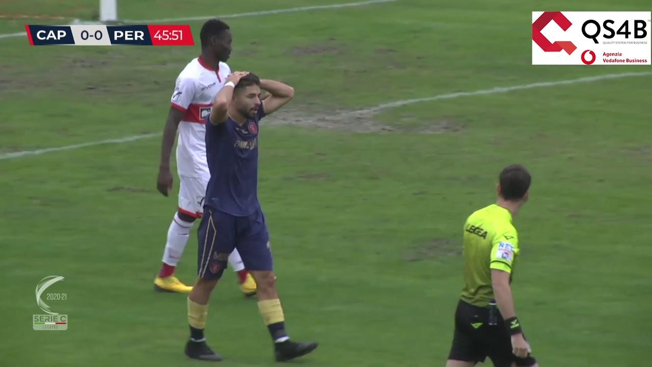 Carpi-Perugia 0-0, gli highlights