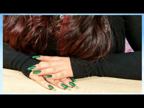 asmr🎶-scratching-and-visual-polishing-long-nails