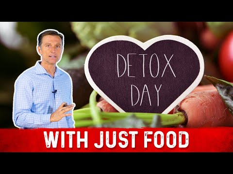 Detoxify 1000s of Chemicals From Your Body Just With Food