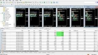 Forex account grows $ 500 to $ 11,00,000.00  NEW Scalper v6 - Part 1