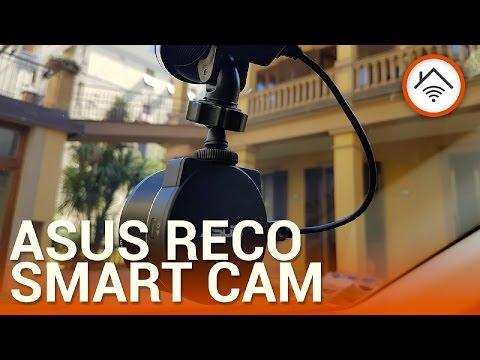ASUS Reco Smart Cam, Recensione In Italiano