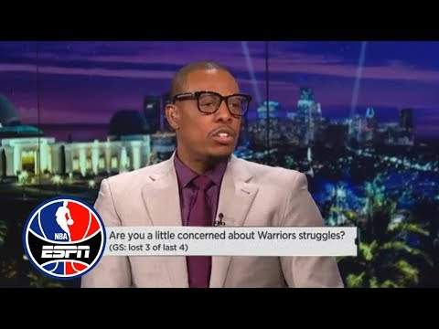 Paul Pierce thinks Warriors need to cool it with the technical fouls   NBA Countdown   ESPN