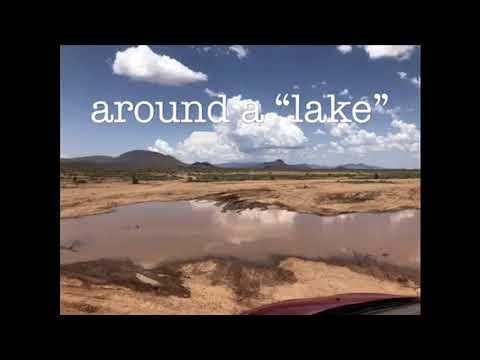 Antelope Wells - Strange and Bizarre Border Crossing! - El Berrendo border crossing cruce fronterizo