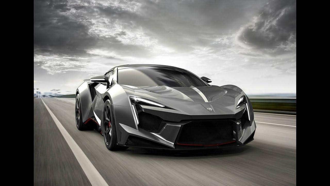W Motors Fenyr Super Sport Car First Look Video