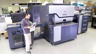 HP Indigo Digital Presses - Game Changers