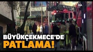 Büyükçekmece'de Patlama: 1 Kişi Hayatını Kaybetti