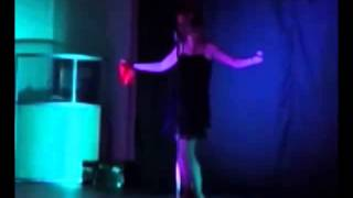 Jayne Darling sings Hanky Panky by Madonna | Burlesque Singer / Vocalist Nottingham
