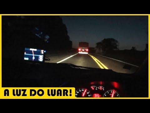 PRIMEIRA VIAGEM DE CARRO DIRIGINDO SOZINHO A NOITE!!