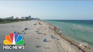 Florida Surpasses 2 Million Covid Cases
