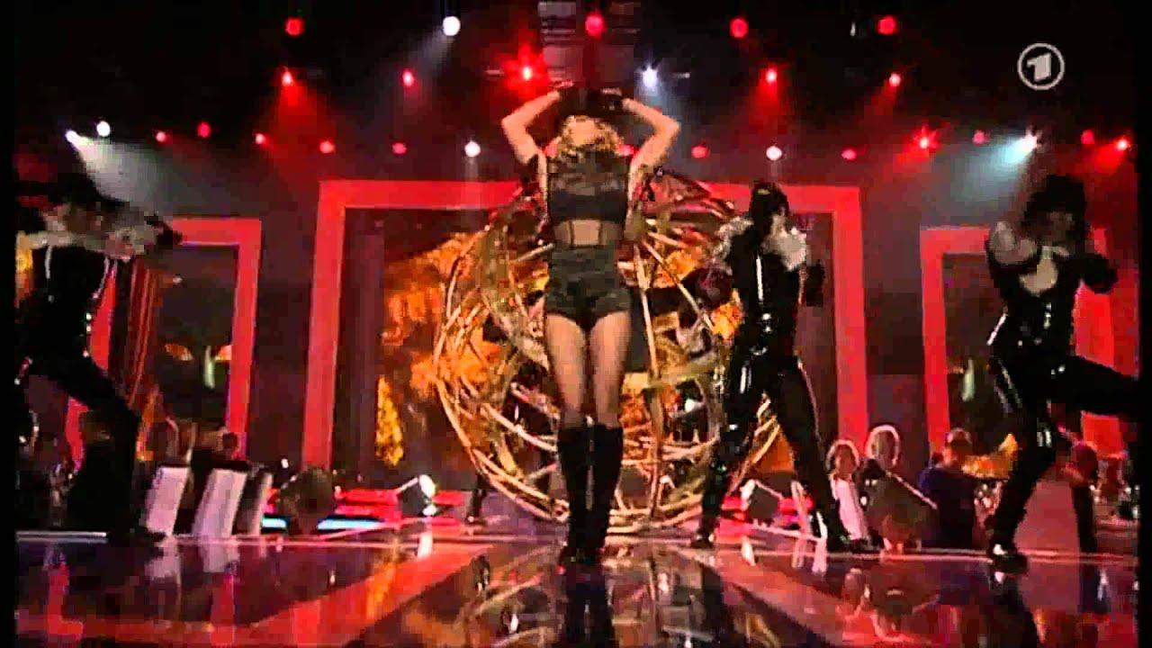 Britney Spears Womanizer Live Bambi Award 2008