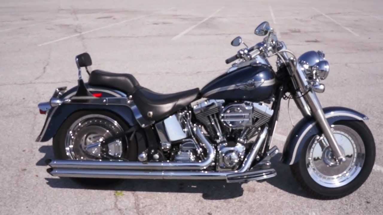What Is The Value Of A  Harley Davidson Fatboy