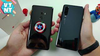 лУЧШИЙ HUAWEI 2019  Huawei P30 Обзор. Стоит ли покупать?