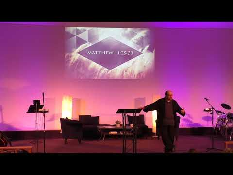 October 1st, 2017.  Sermon: Living Room Conversations pt3