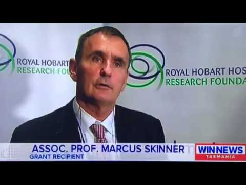 WIN TV news - Clinical Associate Professor Marcus Skinner