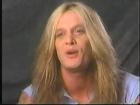 Sebastian Bach  MTV All Star Update w/ Jekyll & Hyde clips 2000
