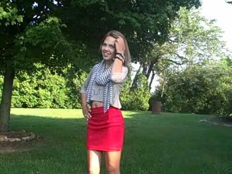 Bodycon Skirt Lookbook