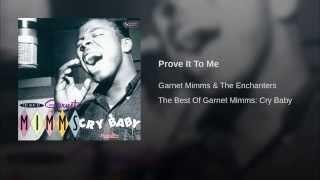 Prove It To Me